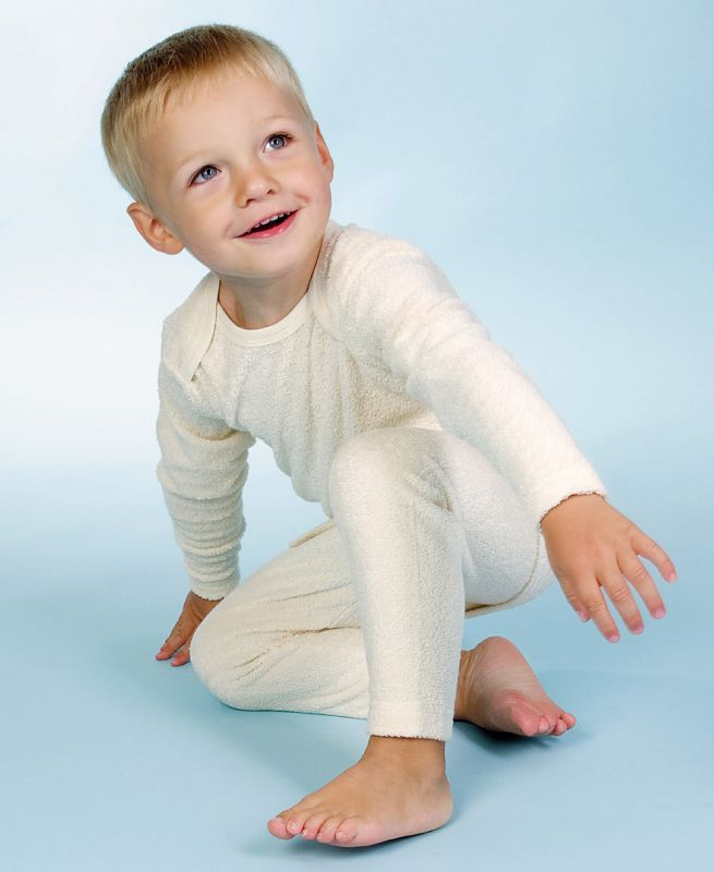 lotties frottee schlafanzug 2 teilig allsana produkte. Black Bedroom Furniture Sets. Home Design Ideas