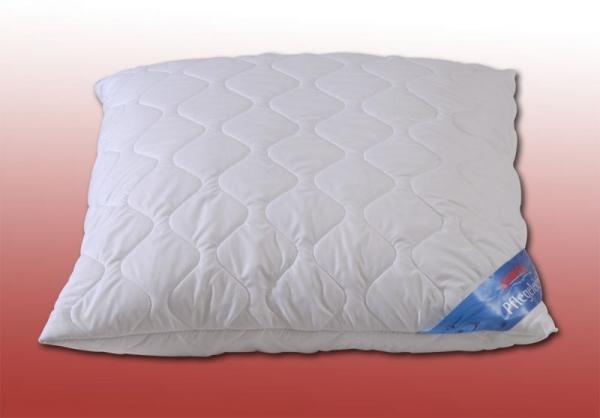 fan schlafgut kansas kopfkissen 80x80 cm microfaser kochfest 95 c ebay. Black Bedroom Furniture Sets. Home Design Ideas