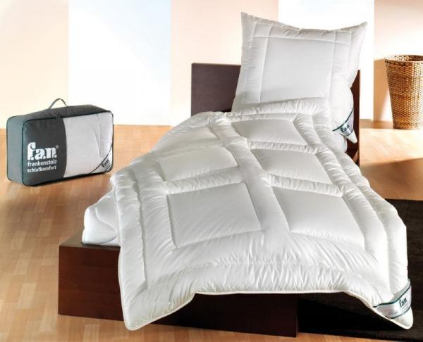 fan lyocell tencel duo steppbett 155x220 cm 100 lyocell winter bettdecke warm ebay. Black Bedroom Furniture Sets. Home Design Ideas