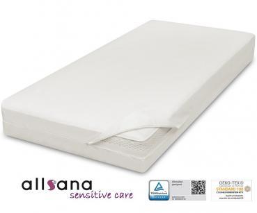 Allsana Sensitive Care Encasing Milbenschutzbezug Für Die Matratze