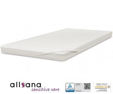 Allsana Sensitive Care Encasing Milbenschutzbezug Für Matratzen