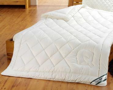 bio baumwoll duo steppbett duo baumwoll bettdecke aus 100 bio baumwolle allsana produkte f r. Black Bedroom Furniture Sets. Home Design Ideas