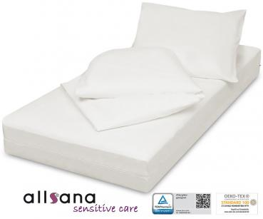 Allsana Sensitive Care Encasing Set 3 Teilig Perfekter Schutz Bei