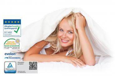Allsana Sensitive Care Encasing Set 3 Teilig Perfekter Schutz Bei