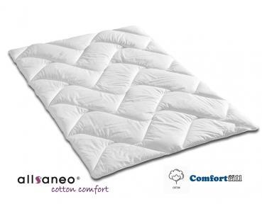 Allsaneo Cotton Comfort Steppbett Für Allergikerallsana Produkte