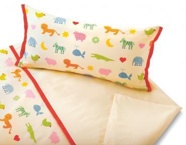 cotonea satin bettw sche arche noah allsana produkte f r. Black Bedroom Furniture Sets. Home Design Ideas