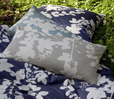 bettw sche evergreen nachtblau natur allsana produkte f r. Black Bedroom Furniture Sets. Home Design Ideas