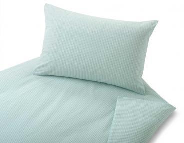 Kinder Bettwäsche Vichy Hellblau Kariertallsana Produkte Für