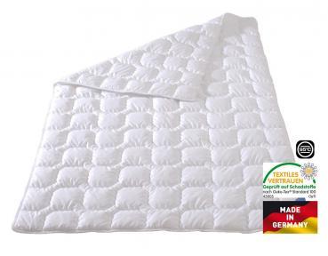 superweiches microfaser leicht steppbett kochfest allsana produkte f r allergiker. Black Bedroom Furniture Sets. Home Design Ideas