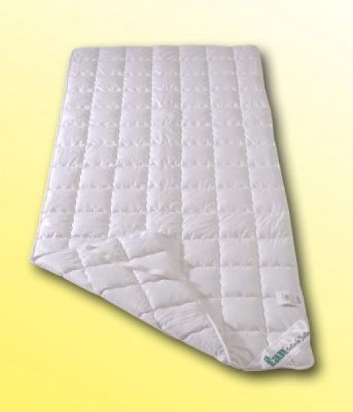 fan unterbett aus 100 baumwolle spannauflage wash cotton 90x200cm allsana produkte f r allergiker. Black Bedroom Furniture Sets. Home Design Ideas