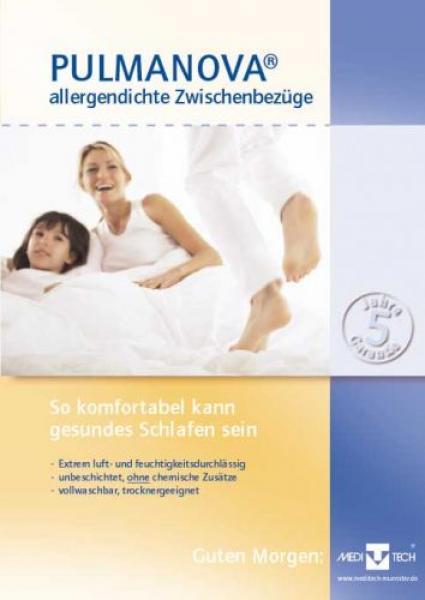 pulmanova kissenbezug 40 x 40 cm allergiebettw sche. Black Bedroom Furniture Sets. Home Design Ideas