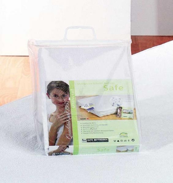 fan safe matratzenschutz wasserdicht luftdurchl ssig und kochfest allsana produkte f r allergiker. Black Bedroom Furniture Sets. Home Design Ideas