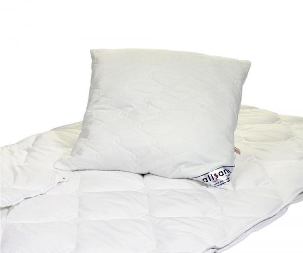 allsana tencel klimafaser kopfkissen f r allergiker. Black Bedroom Furniture Sets. Home Design Ideas