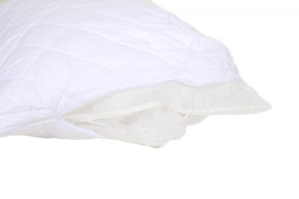 medisan sensitive kopfkissen 40x80 cm allsana produkte f r allergiker. Black Bedroom Furniture Sets. Home Design Ideas
